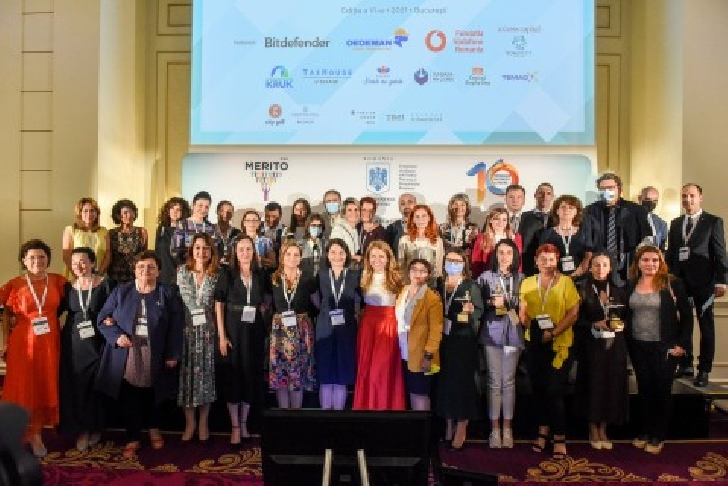 Un profesor si antreprenor din Ploiesti a fost  premiat la Summit-ul Romanian Business Leaders