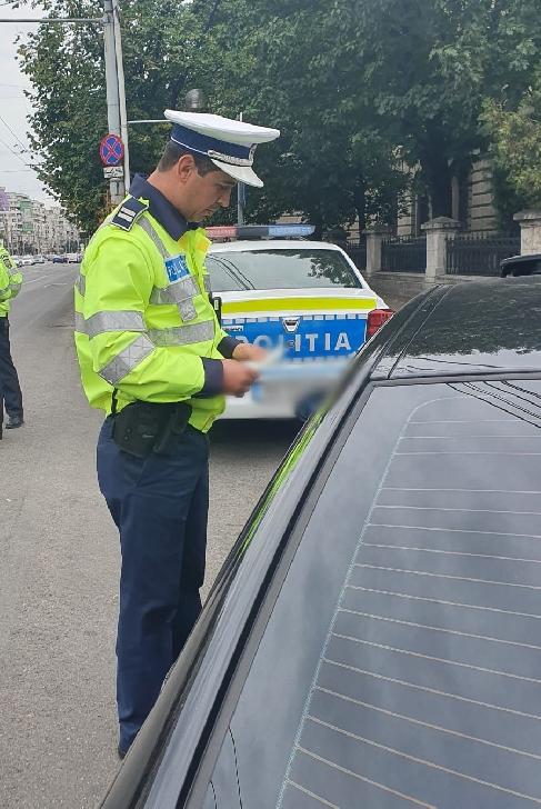 """Acţiuni pentru prevenirea accidentelor de circulaţie. În perioada 16-22 septembrie a.c., la nivel european, se desfăşoară operaţiunea """"Focus on the road"""""""