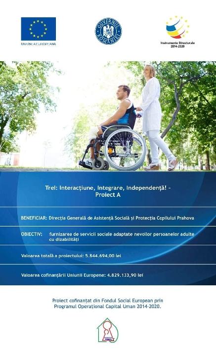 10 beneficiari din cadrul unităţilor DGASPC Prahova şi-au găsit asistent personal profesional