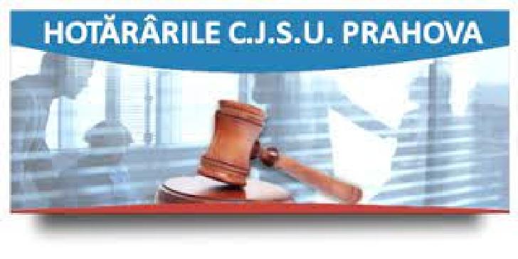 Comitetul Judeţean pentru Situaţii de Urgenţă Prahova (CJSU) a aprobat măsurile din localitatile Gura Vadului, Brebu si Slanic