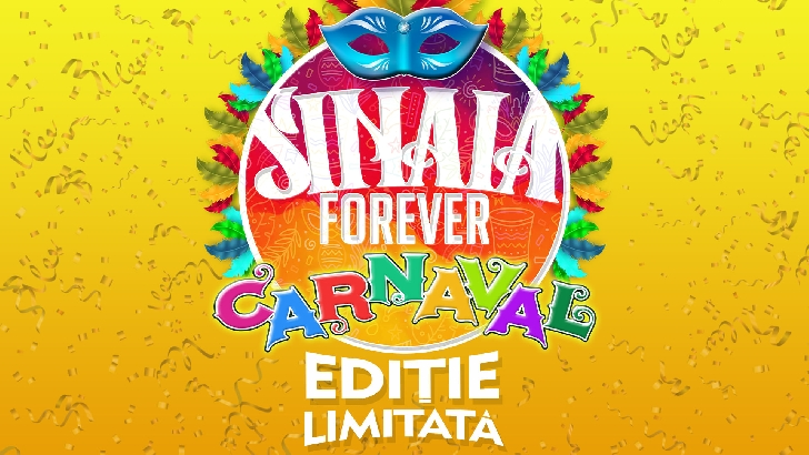 Incepe Festivalul  Sinaia Forever-Carnaval 2021. Vezi programul aici...