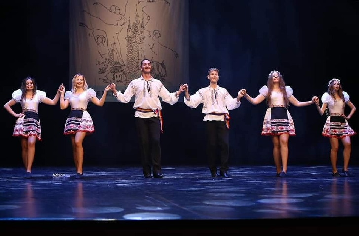 Formaţia Atlantis de la Casa de Cultură a Studenţilor Ploieşti a câştigat premii importante la Sibiu Dance Festival 2021