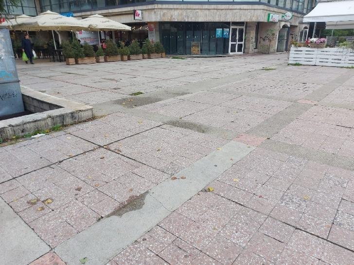 """Primaria Ploiesti a semnat  contractul de lucrări """"Reamenajare pavaj pietonal zona cuprinsă între Casa de Cultură a Sindicatelor şi magazin Winmarkt"""""""