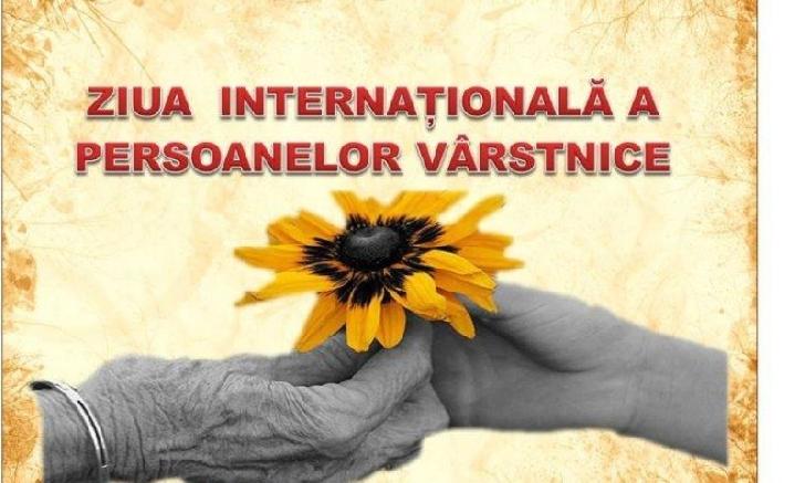 Ziua Internaţională a Persoanelor Vârstnice va fi celebrata la unităţile de protecţie pentru persoane adulte din structura DGASPC Prahova