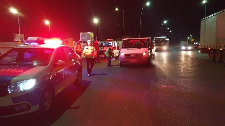 Poliţiştii prahoveni au aplicat 66 amenzi, în valoare de peste 39 000 lei, în acţiunea rutieră de seara trecută
