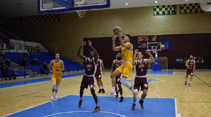 A doua victorie in noul sezon. CSM PLOIESTI-Rapid Bucuresti 85-61  (39-28)