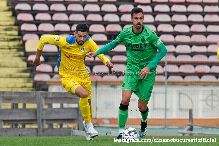Înfrângere la limită, în amicalul cu Dinamo.Dinamo Bucuresti-Petrolul Ploieşti 3-2