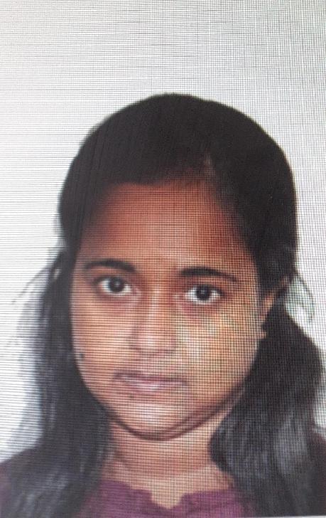 O menajeră din Sri Lanka este dată dispărută, de la locul de munca.Dacă o vedeţi sunaţi la Poliţie