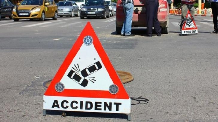 Accident rutier la Filipeştii de Pădure. Un  bărbat a ajuns la spital