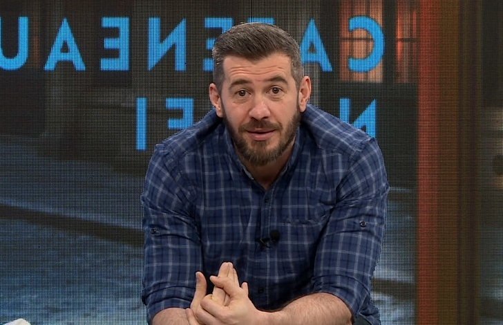 Jurnalistul Dragoş Pătraru are  COVID-19
